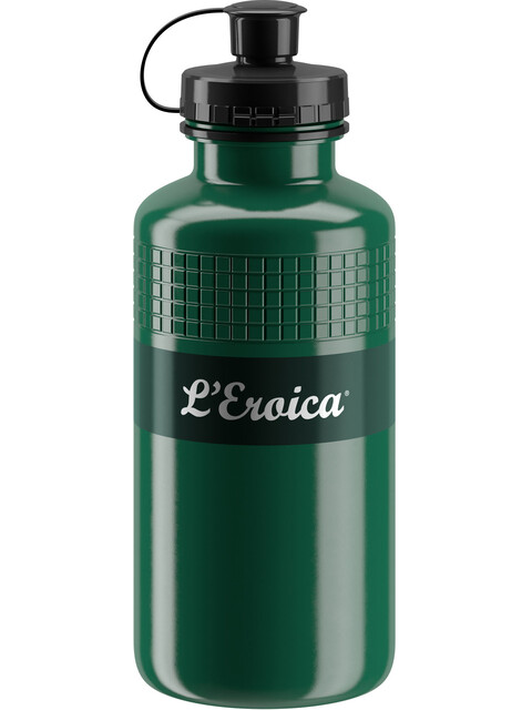 Elite Eroica Oil Drink Bottle 500ml green